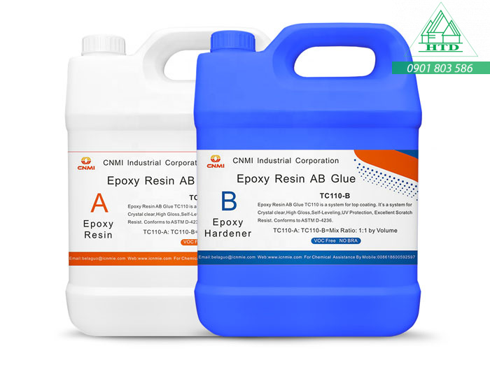 keo epoxy resin tphcm